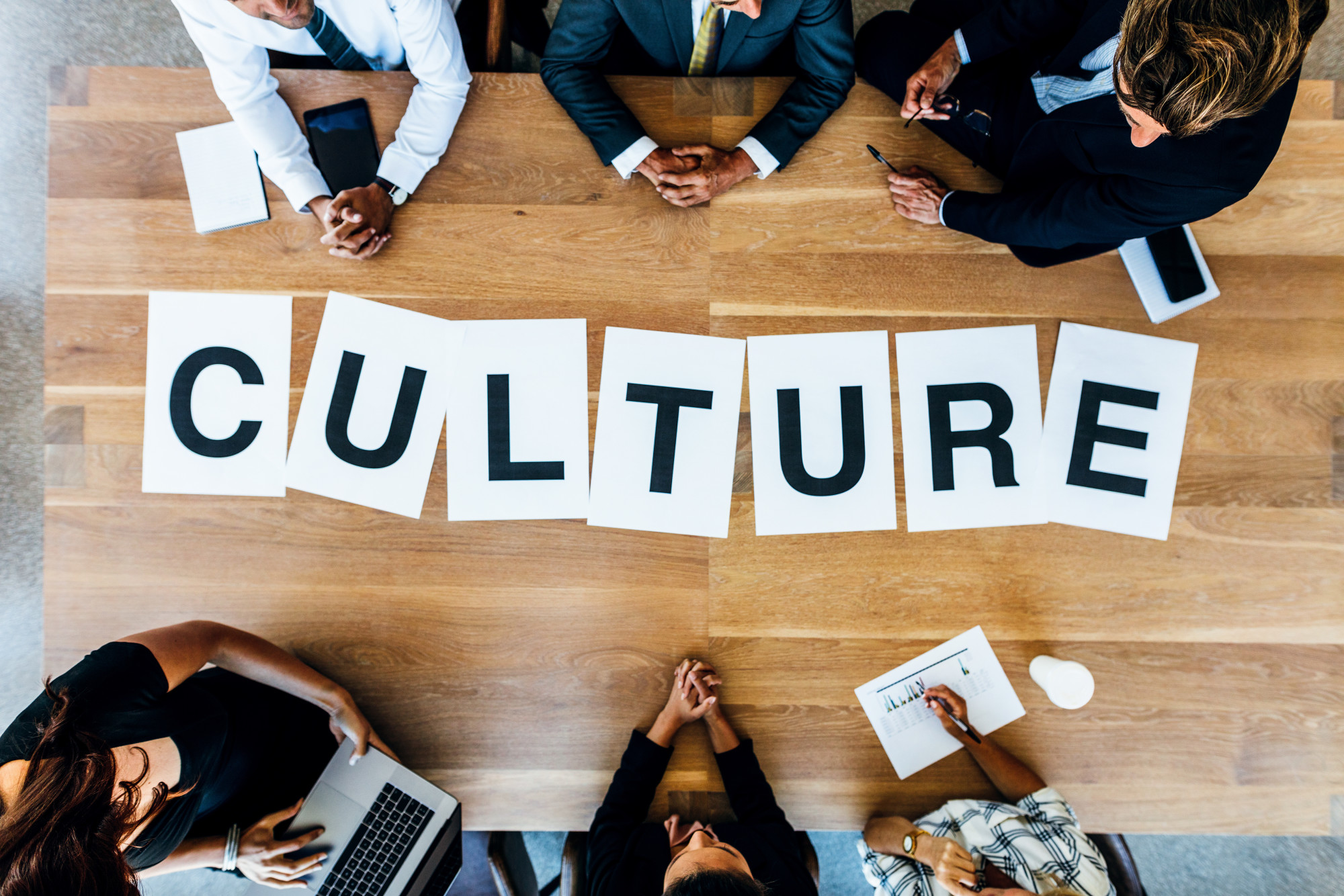 Get Cultural With These 3 Tips To Create A Better Office Culture